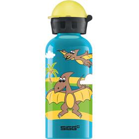 Sigg Kids Drikkeflaske 0,4l gul/blå